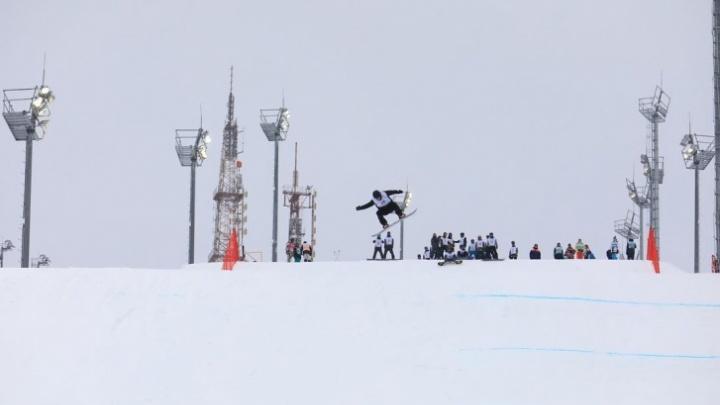 Красноярск исключили из списка претендентов на ЧМ по фристайлу и сноуборду из-за санкций