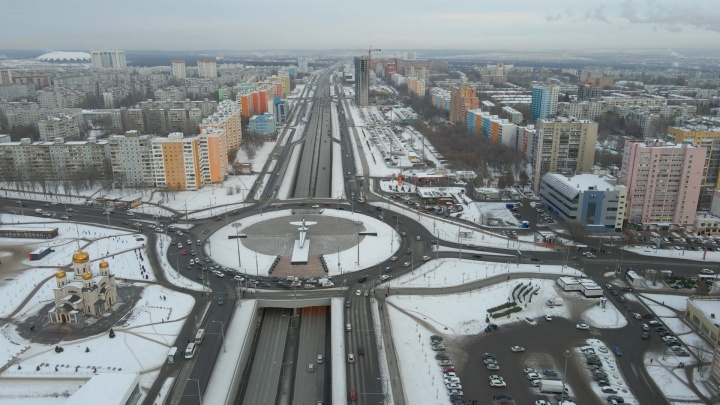 На Московском шоссе хотят построить жилые высотки