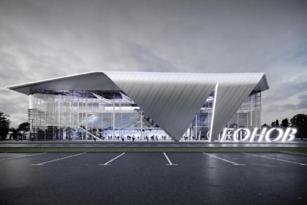 Новый терминал планируется построить к 300-летию Кузбасса
