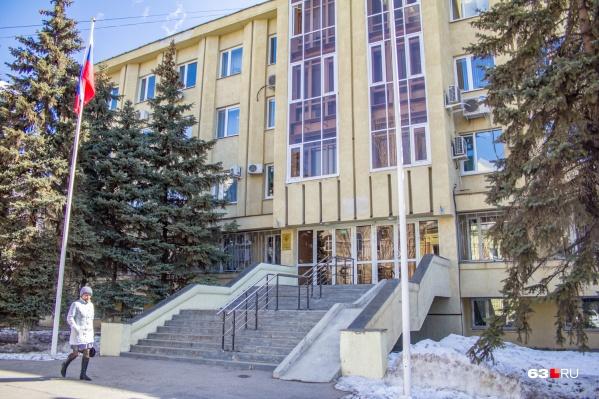 Сейчас прокуратуру Самарской области возглавляет Сергей Берижицкий