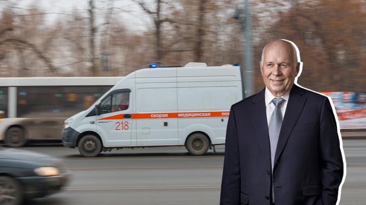Не «Ростехом» единым: что известно о компании, которая будет возить пациентов скорой помощи Самары