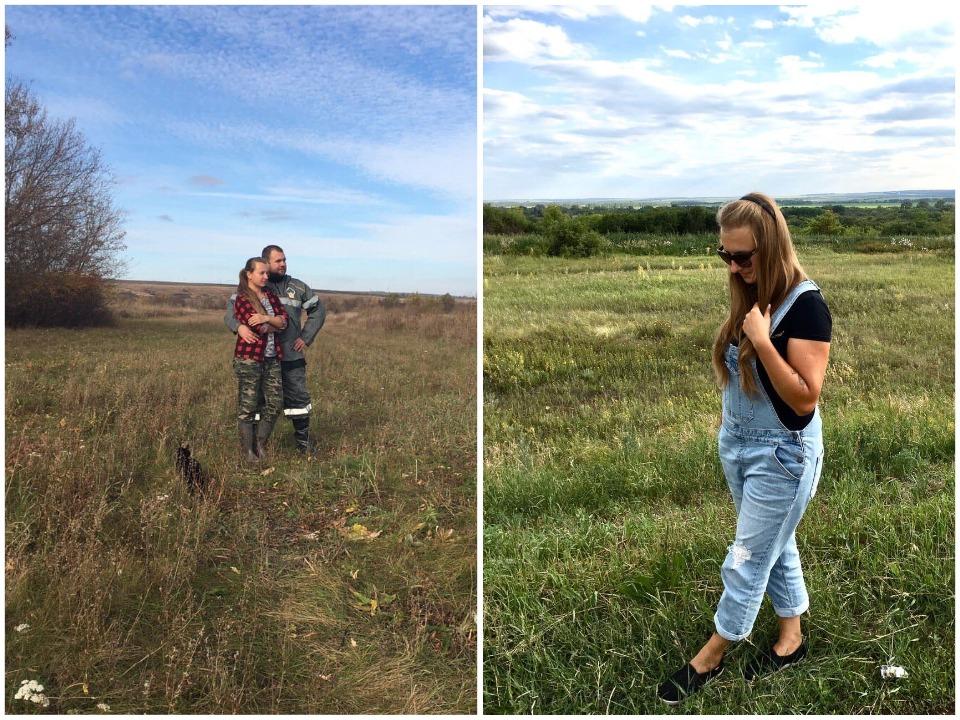 Пара живёт в деревне Сидоровка, в 130 км от Самары