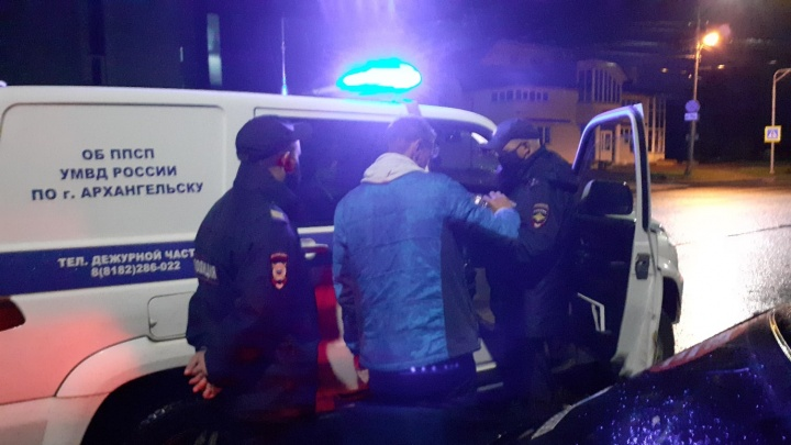 Полиция обратила внимание на архангелогородку, которая репостнула запись против Цыбульского