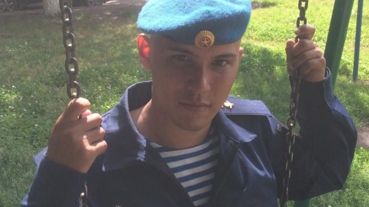 Мать прикамского срочника, погибшего в Туле под поездом: «Он был доволен службой, но часто просил перевести денег»