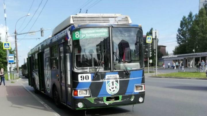 «Лапы прочь от электротранспорта»: ярославцы отреагировали на происходящее с трамваями и троллейбусами