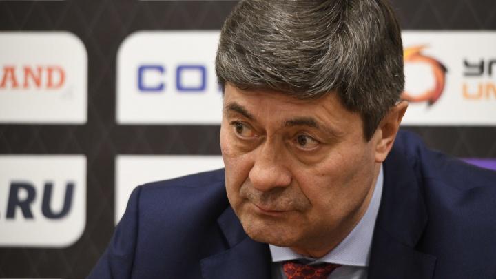 «Нет результата — свободен»: главный тренер «Автомобилиста» — о перспективе своего ухода из команды