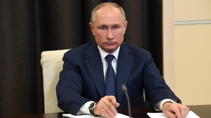 Путин пообещал покататься на коньках по Красной площади с девятилетним мальчиком из Челябинска