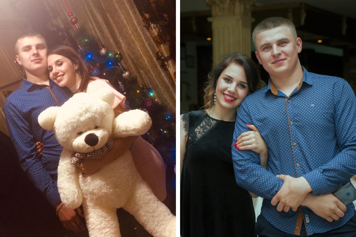 Ольге — 23 года, она музыкант. Игорю — 22, он работает полицейским