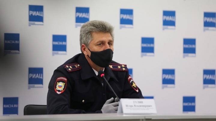 Замначальника волгоградской полиции рассказал о протоколах, домашнем насилии и применении силы