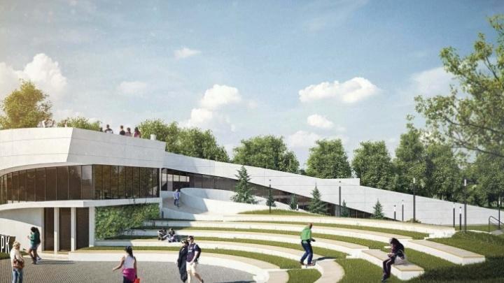 Открытие спорткомплекса в экстрим-парке Перми перенесли на осень