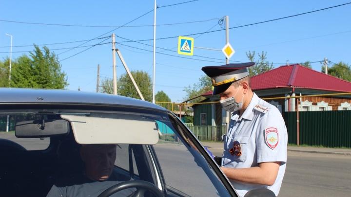 Курганцы сообщили о снятии постов ГИБДД, контролирующих въезды в город из-за COVID-19