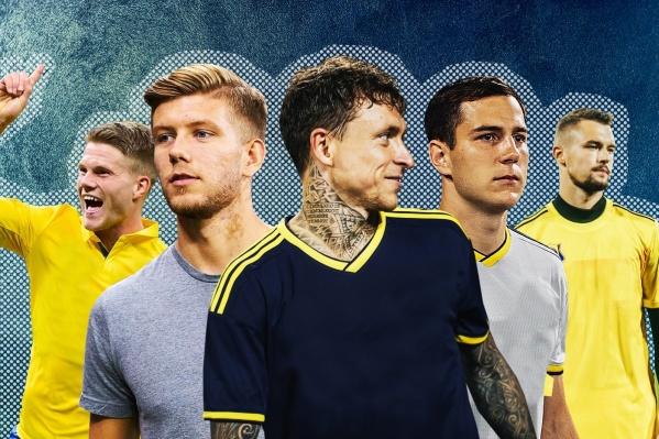 Зимой «Ростов» расстался с пятью игроками и пополнился тремя