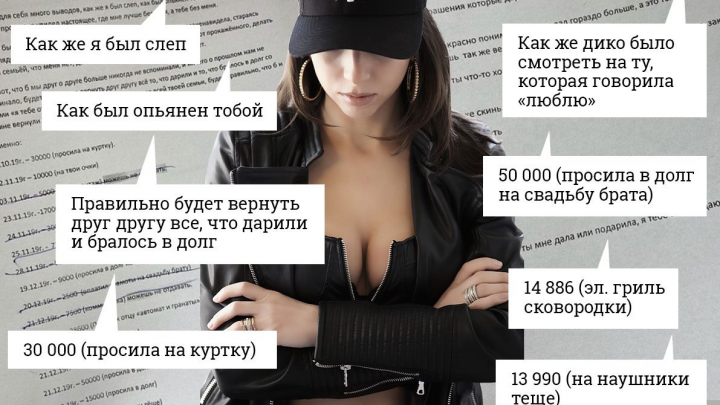 «Я не собираюсь снабжать»: мужчина требует от бывшей возлюбленной вернуть подарки на 400 тысяч рублей