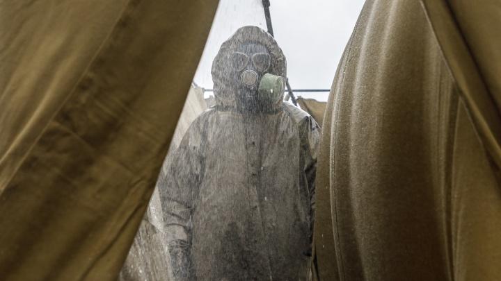 «Красный Октябрь» и тракторный завод в Волгограде от коронавируса обезопасят военные