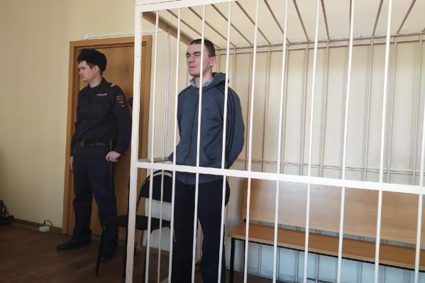 Романа Бакланова отправили в СИЗО на два месяца