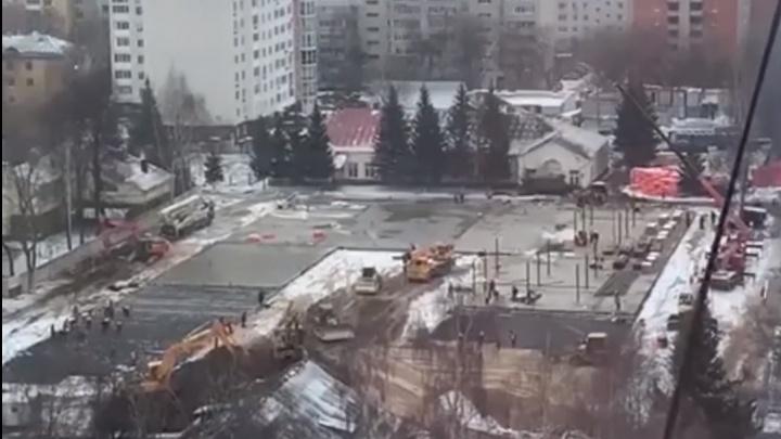 Минобороны строит в Нижнем Новгороде военный инфекционный центр