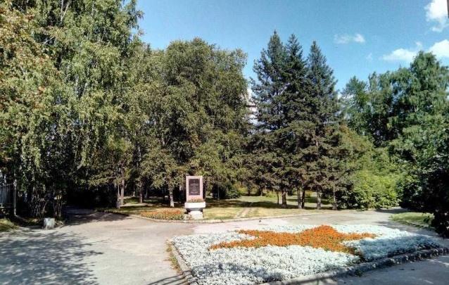 В Новосибирске благоустроят сквер 25-летия Победы — показываем, что там будет