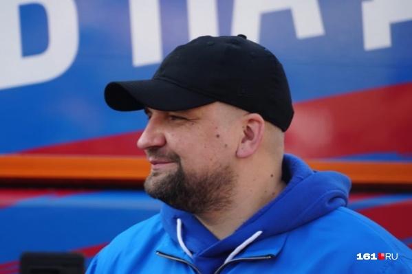Баста рассказал, сколько денег ФК СКА нужно в год для нормальной работы