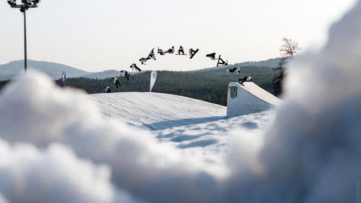 Альпийская весна на южноуральском курорте: на «Солнечной долине» разгар горнолыжного сезона