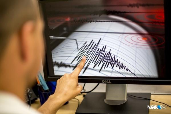 Землетрясение могли почувствовать некоторые люди