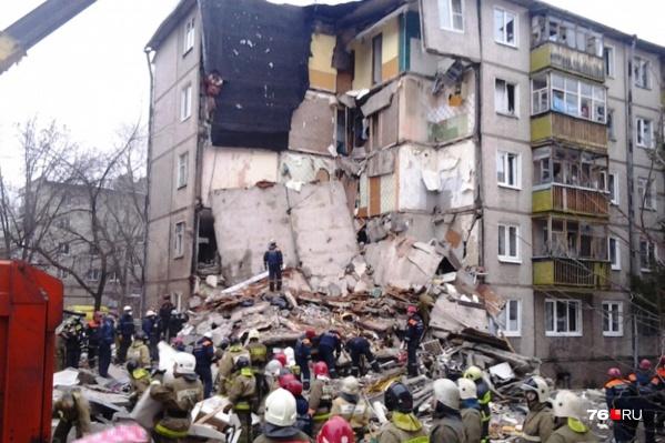 Одна из громких трагедий, связанных со взрывом газа, произошла в 2016 году на улице 6-й Железнодорожной