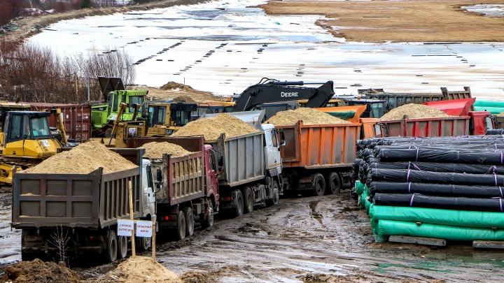 Ликвидация свалки и шламонакопителя улучшили экологическую ситуацию в Нижегородской области