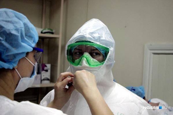 В условиях пандемии потребность во врачах особенно высока