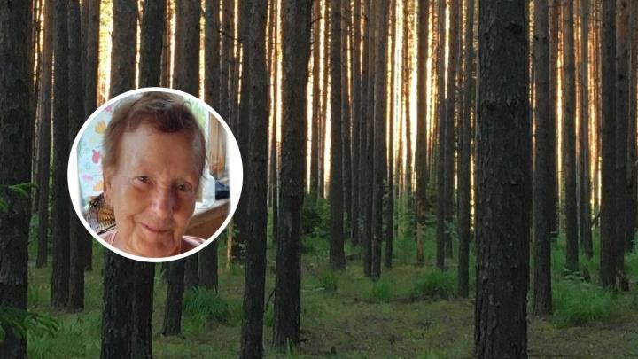 «Сама вышла на дорогу»: в Пермском районе нашлась 86-летняя пенсионерка, потерявшаяся в лесу