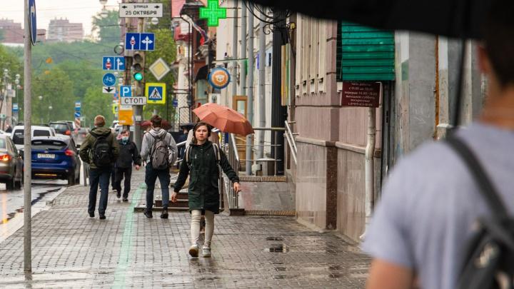 Синоптики рассказали о прогнозе погоды в Прикамье на выходные