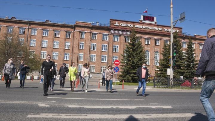 С начала пандемии в Северодвинске заразилось коронавирусом 2259 человек