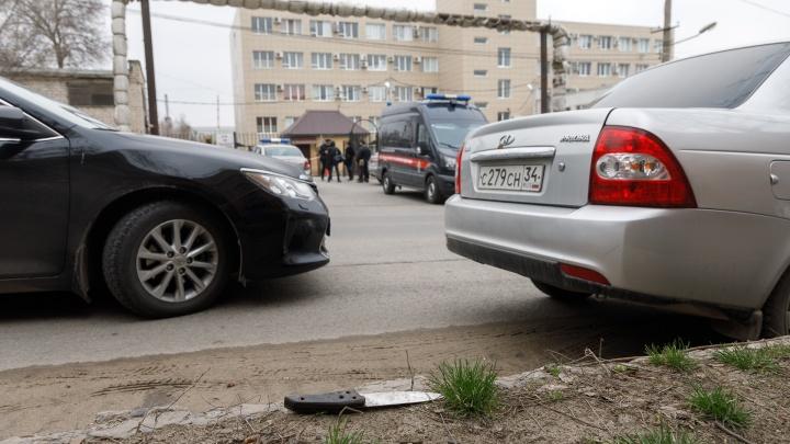 Убийство полицейского в Волгограде: подробности происшествия