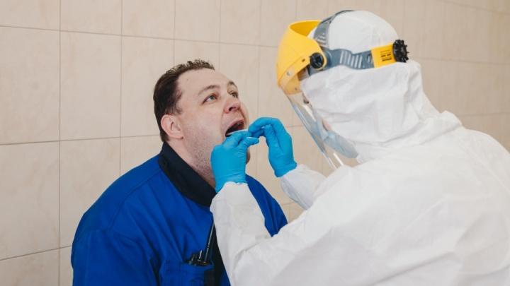 В Ярославской области начнут делать в пять раз больше тестов на COVID в сутки, чем весной