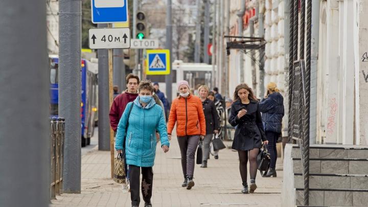 Ярославская область попала в топ-6 по количеству заболевших коронавирусом в ЦФО