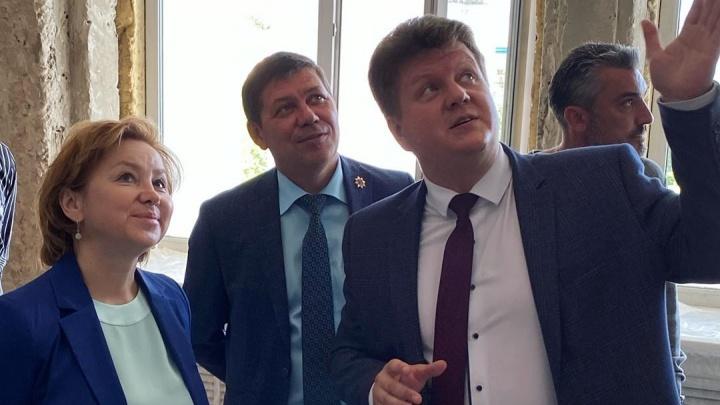 Замминистра культуры России приехала в Кузбасс. Рассказываем, что она здесь делала