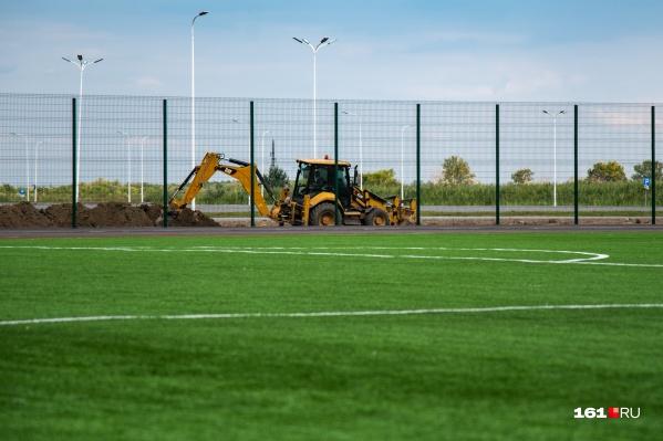 Спортивный кластер обещают построить до 2024 года