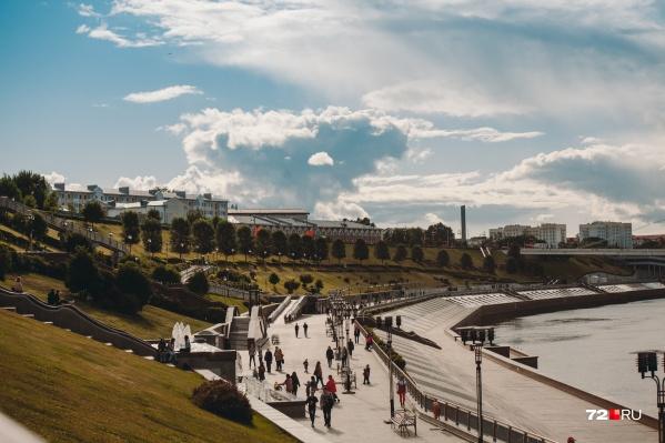 Один из пользователей считает, что городу нужны мероприятия федерального масштаба