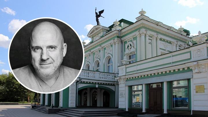 В Москве умер омский режиссёр Иван Щёголев