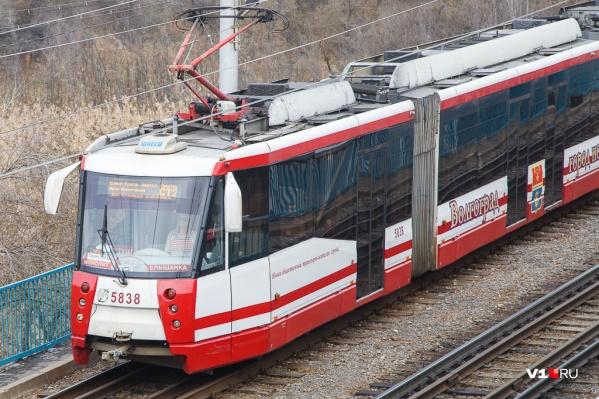 Капремонт линии скоростного трамвая планируют закончить в 2023 году
