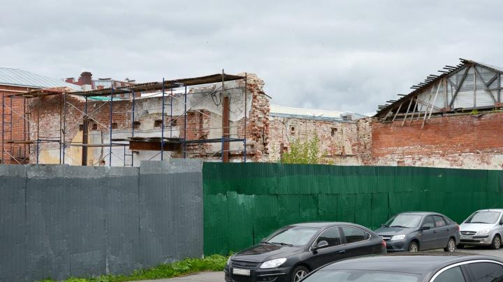 В правительстве области заявили о возобновлении реставрации кинотеатра «Север» в Архангельске