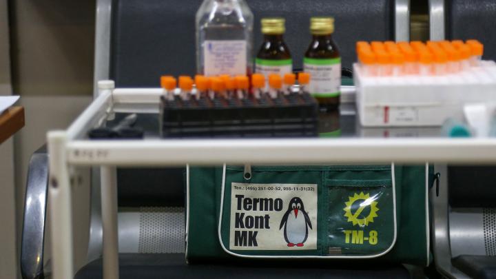 Пришла часть результатов анализов на коронавирус сотрудников и пациентов РКБ, восемь случаев подтвердились
