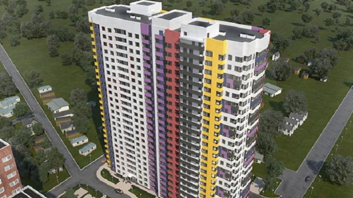 В Самаре в 500 метрах от Волги построят 24-этажные дома