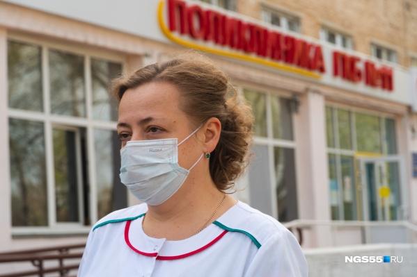 Анна Лисичкина возглавляет ГКБ № 11