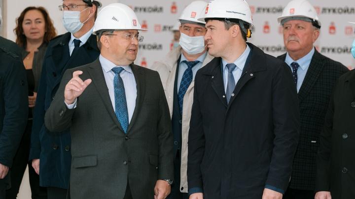 Повысили эффективность: «ЛУКОЙЛ-Пермнефтеоргсинтез» представил новый блок по переработке нефти