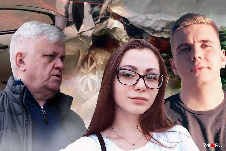 Андрей Косилов по делу о ДТП проходит как обвиняемый. А пострадавшими признаны водитель «Лады» Никита Лавров и пассажирка той же машины Анастасия Вяткина, получившие тяжёлые травмы