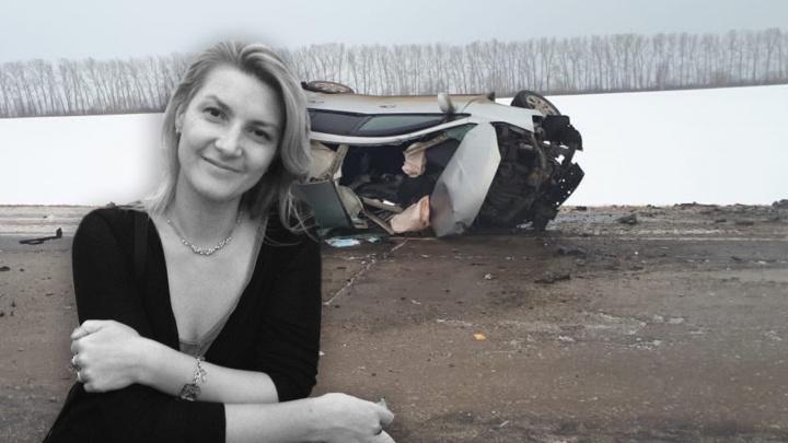 В ДТП на трассе разбилась бывшая сотрудница ТВ— она отвезла маму в санаторий и возвращалась в Новосибирск