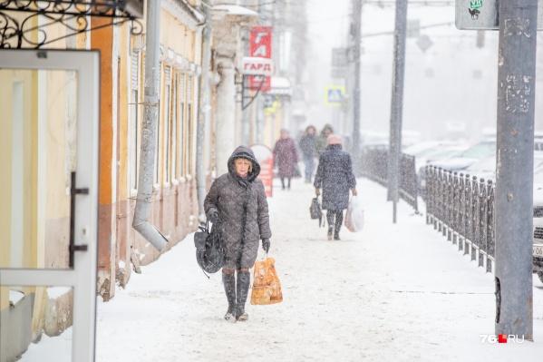 Словно помогая ярославцам соблюдать режим самоизоляции, вчера природа испортила погоду в регионе