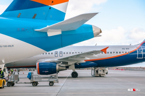 Теперь самолёты будут вылетать в Краснодар ежедневно