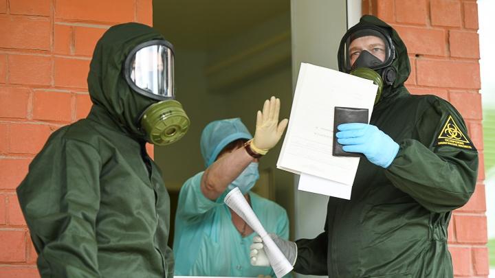 «У врача коронавирус»: в Самаре первый корпус больницы Пирогова закрыли на карантин