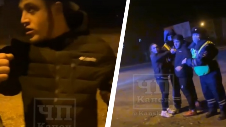 В полиции объяснили причину конфликта с «четкими пацанчиками» в Канске