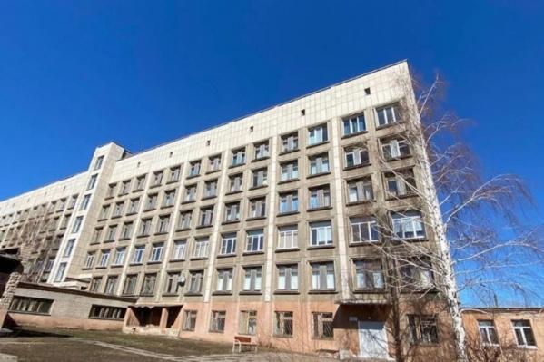 Преступление произошло в детской больнице Магнитогорска
